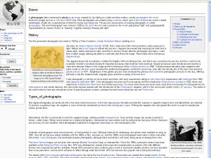 wordpress主题,维基百科主题WikiWP